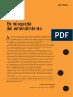 Revista Desde Adentro- En Busca Del Entendimiento