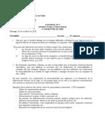 Control Nº 3 Estructura y Procesos 2do sem 2020 PAUTA