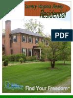 Residential Catalog
