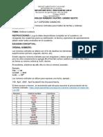 GUIA DE INGLÉS CINCO SEXTO
