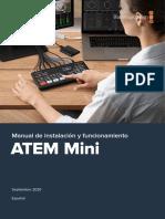 Manual ATEM Español