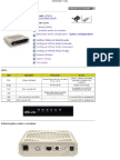 DSLINK-Configuração