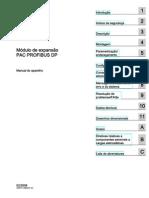 SENTRON Expansion module PAC Profibus DP