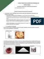 Aula 5. Matérias primas. ingredientes e insumos