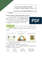 8. Um pouco de história - sistema de numeração dos romanos