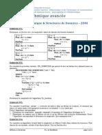 AlgoAvancée_TDComplexité