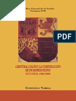 122782107 Consuelo Varela Cristobal Colon y La Construccion Del Nuevo Mundo