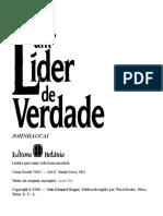 John Haggai - Seja Um Líder De Verdade.pdf
