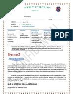 ARTE Y CULTURA-2020