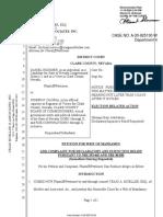 Rodimer Lawsuit