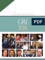 GRI Year Book 2011