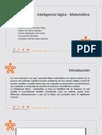 inteligencuia logico - matematica 1.pptx