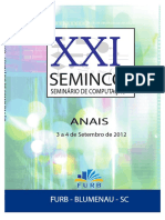 XXI Seminco