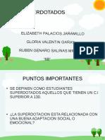 EXPOSICION SUPERDOTADOS OSVALDO