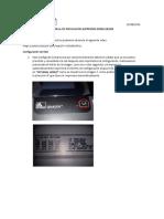 MANUAL DE INSTALACION IMPRESORA ZEBRA GK420t