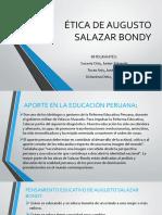 Etica de Augusto Salazar Bondy