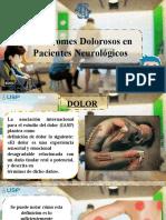 sindromes dolorosos en neurologia