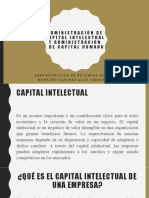 Administración de capital intelectual y administración de capital humano U6.pptx