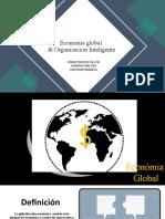 Economía global & Organización Inteligente