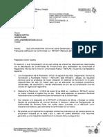 Declaración de conformidad de primera parte 2010041544