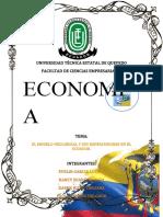 EL MODELO NEOLIBERAL Y SUS REPERCUSIONES EN EL ECUADOR. grupo 6
