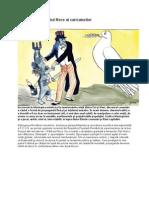 România în Războiul Rece al caricaturilor