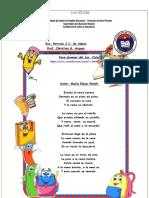 7. LA REINA BATATA Secuencia didáctica canción