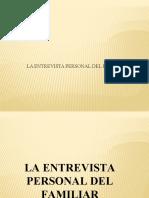 ENTREVISTA DEL FAMILIAR.ppt