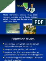 Kuliah 2. FLUIDA