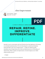4 phases of Product Improvement. Repair. Refine. Improve. Differentiate… _ by Rameez Kakodker _ Noteworthy - The Journal Blog.pdf