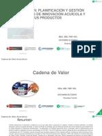 Cadena de Valor de la Acuicultura Estrategia para negocios acuícolas