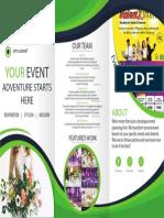 Brochure Pengurusan Kerjaya