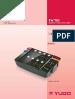 Sequential Valve Gate Controller Manuals portable