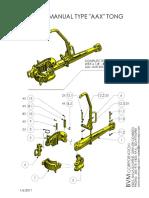 12 - Manual Type AAX Tong
