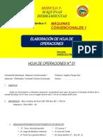 Tema 14 Elaboracion de hoja de operaciones