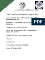 Qué son las presas de jales y qué sistemas se aplican en el campo.pdf