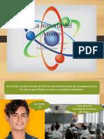 La historia del Átomo.pptx