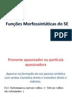 FUNÇÃO SINTÁTICA - SE.ppt