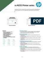 HP Laserjet Pro M203