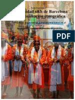 Tesis Doctoral_Sandra Santos_La Comunidad Sikh de Barcelona. Una aproximación etnográfica