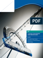 Guide in Dimensional Metrology