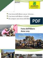 Festa dell'Albero 2020