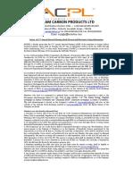 Public Notice of 57th AGM, Book Closure & E Voting Information, etc