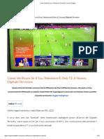 Come Verificare se il Televisore è Dvb-t2, il nuovo Digitale.pdf