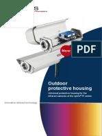 Outdoor Protective Housing DS E2016 06 A