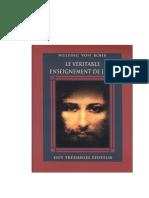 Le Veritable Enseignement de Jesus