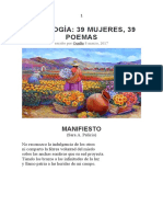 ANTOLOGÍA. poesía femeninadocx