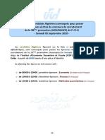 Liste candidats Algériens Assurance I.FI.D