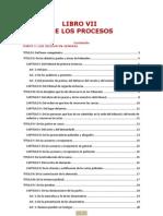 LIBRO VII de Los Procesos