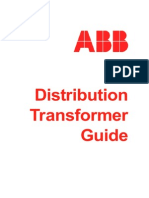 Distribution Transformer Guide